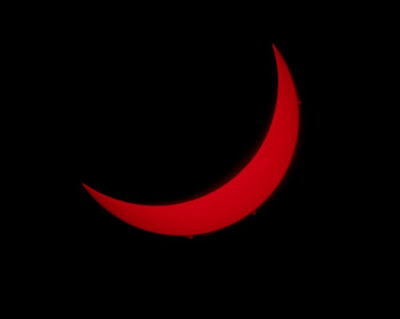 Solar Eclipse Images 1