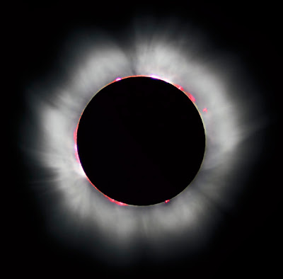 Solar Eclipse Images 14
