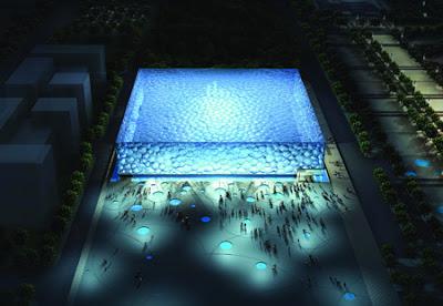 National Aquatics Centre, Beijing 1