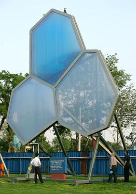 National Aquatics Centre, Beijing 3