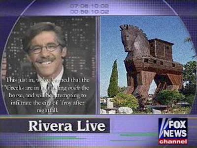 What If Fox News Were Around During Other Historical Events 6