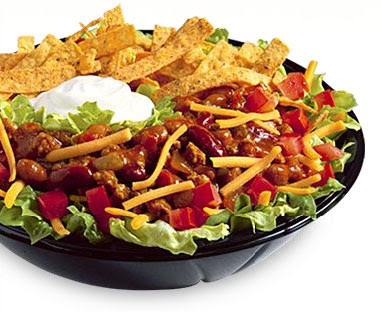 Wendy's Southwest Taco Salad 1