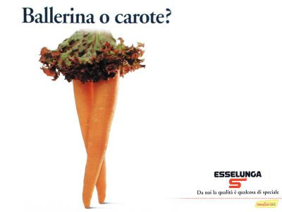 Creative Ads With Fruits & Vegetables 29