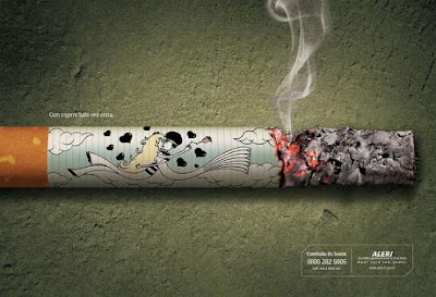 16 Creative Anti-Smoking Advertisements (16) 2