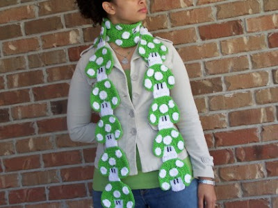 30 Clever And Smart Scarf Designs (30) 23