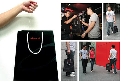 20 Smart Shopping Bag Designs (20) 9