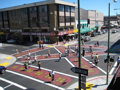 30 Cool and Creative Crosswalk Designs (27) 4