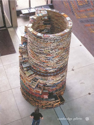 Cool and Creative Ways To Reuse Books (50) 18