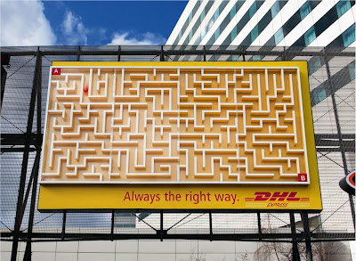 Creative DHL's Advertising (21) 11
