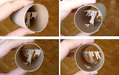 Artwork Created Inside The Toilet Paper Rolls (15) 4