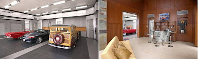 Incredible Hidden Car Garage Designs (30) 15