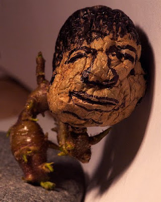 Potato Art and Sculptures (30) 11