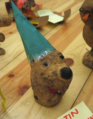 Potato Art and Sculptures (30) 21