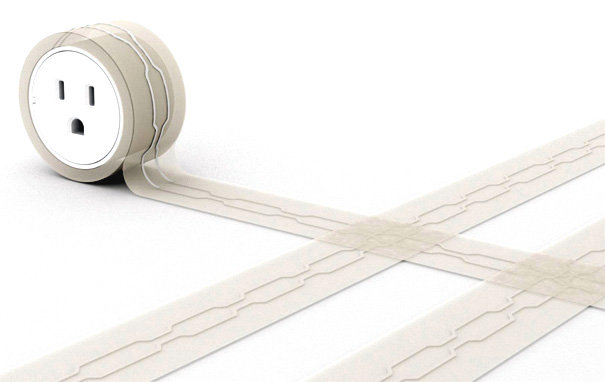 Cool, Creative and Modern Extension Cords and Powerstrips.