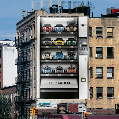 24 Clever and Creative Advertisements on Buildings (25) 24