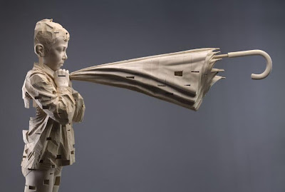 Impressive Wood Sculptures by Gehard Demetz (9) 1
