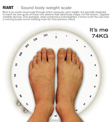 27 Cool and Creative Weigh scales (30) 10