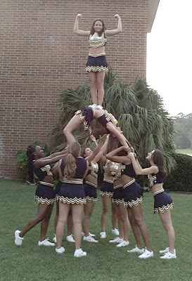 Cheerleaders (20) 17