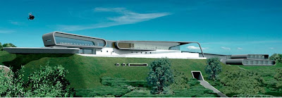 Hingarae - Futuristic Resort In Newzealand (4) 1