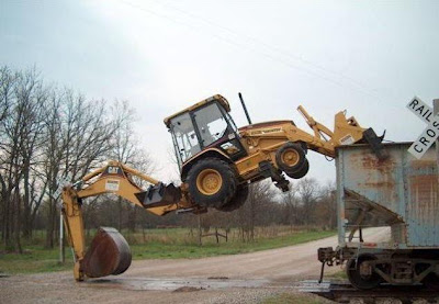 heavy machinery doing acrobatics (5) 3