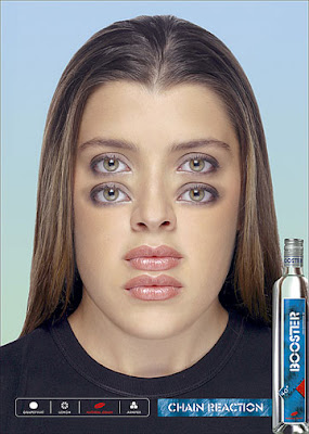 Impressive Advertisements Using Illusion Effects (7) 2