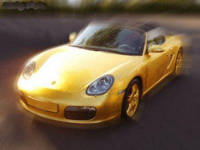 The Gold Porsche (8) 1