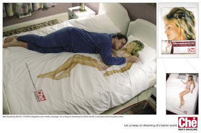 Clever and Creative Advertisements Inspired by Pillows (5) 5