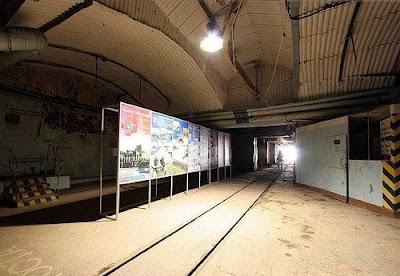 Soviet Underground Submarine Station (20) 7