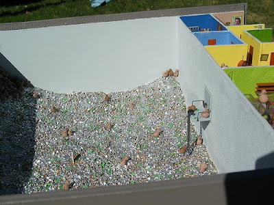 A Scale Model Of  Mcduck's Money Bin (6) 3