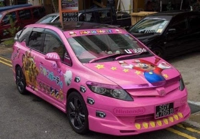 Mariomobil - Car Art (12) 6