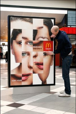 Clever and Creative Advertisements Inspired by Puzzles (12) 1