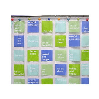 11 Creative and Cool Shower Curtains.