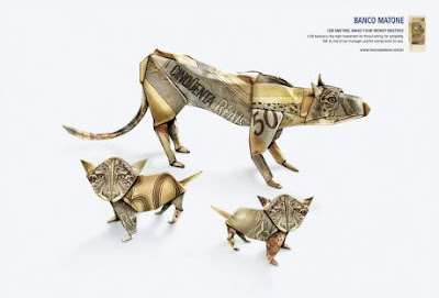 Clever and Creative Origami Advertisements (15) 10