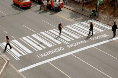 Zebra Crossing Advertisements (13) 13