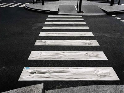 Zebra Crossing Advertisements (13) 7