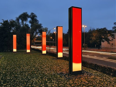 Interactive Light Installation By Markus Lerner