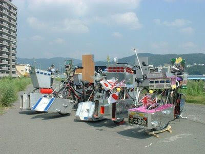 Dekochari - Japanese Art Bike (11) 6