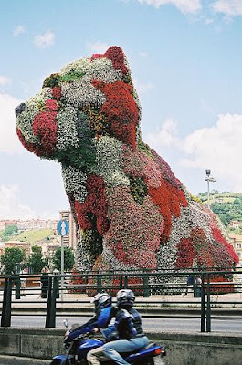Puppy, The Topiary Dog By Jeff Koons (6) 6