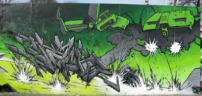 3D - Graffiti (11) 8