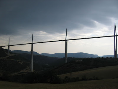 The Tallest Vehicular Bridge In The World - The Millau Viaduct (11) 8