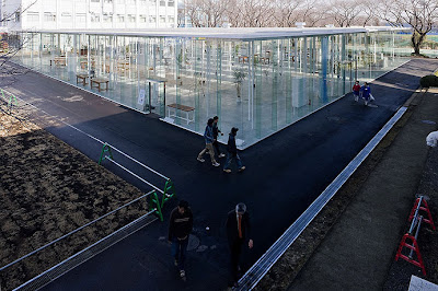 Junya Ishigami's Kanagawa Institute Of Technology University Project Space (6) 4