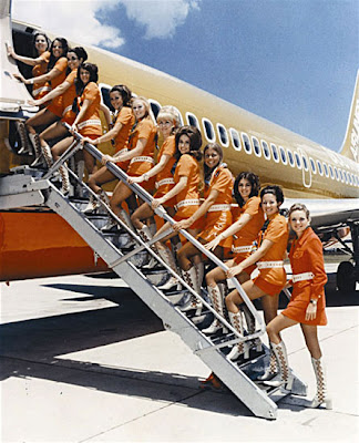 Air Hostesses of Yesteryear (2) 2