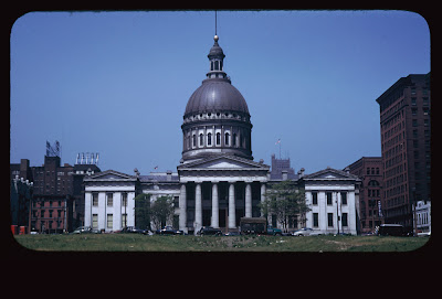 Vintage Color Photos Of US Cities (3) 1