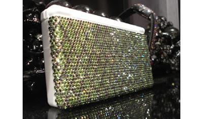 Swarovski Crystal-Studded Nintendo DS Lite