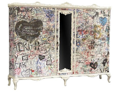 Graffiti Furniture (5) 1