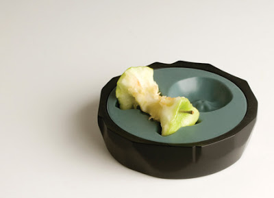 Conceptual Dishware: Small Apple Dish (3) 1
