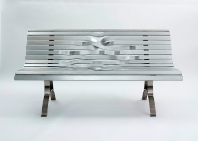 Aluminum Bench