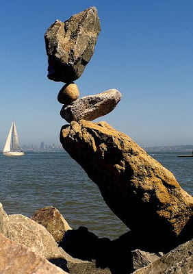 Rock Balancing (5) 3