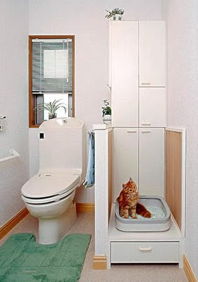 Creative Cat Houses and Cool Cat Bed Designs (21) 21