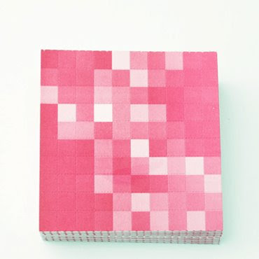 Pixel Drink Coasters (5) 5